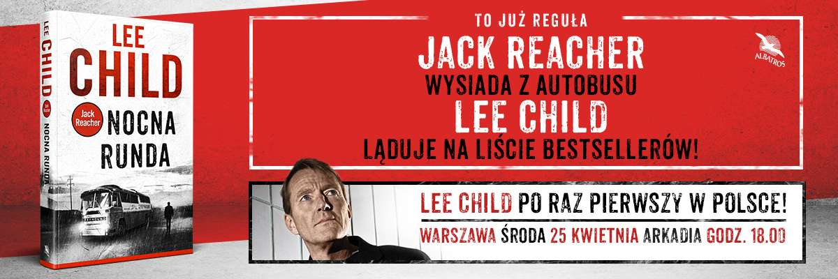 Lee Child, Nocna Runda