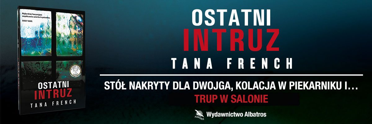 Tana French, Ostatni intruz