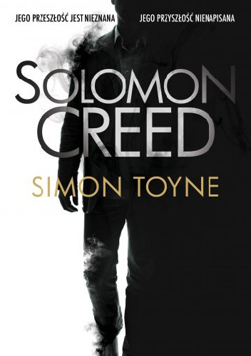 Okładka Salomon Creed, Simona Toyne'a.