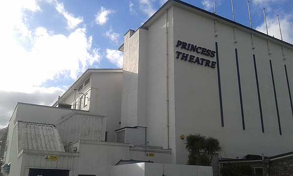 Princess Theatre w Torquay.