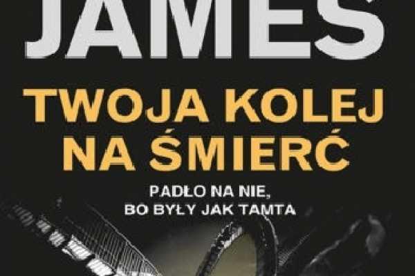 Peter James, Twoja kolej na śmierć