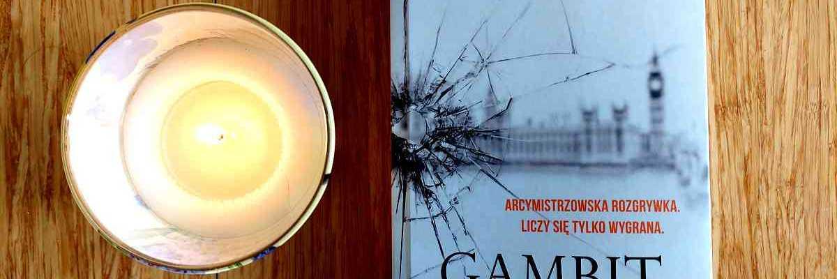 Strzały na Trafalgar Square – Tony Kent, Gambit zabójcy