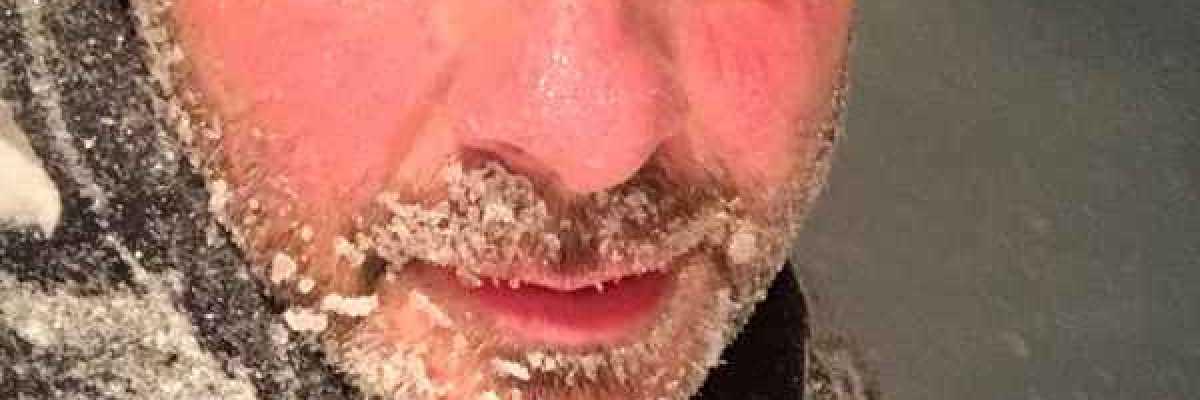 Gdy robi się tak zimno, że oddychanie sprawia mi ból, jestem przeszczęśliwy - wywiad z Madsem Pederem Nordbo