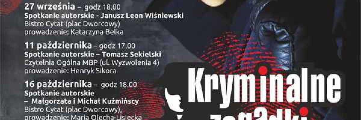 Kryminalne Zagadki Śląska